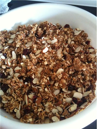 Picture Of Bowl Of Healthy Cereals