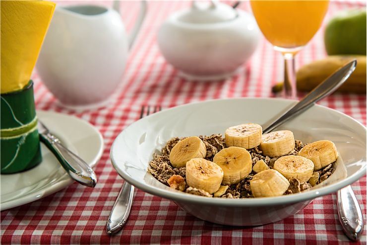 Picture Of Cereal Breakfast Meal