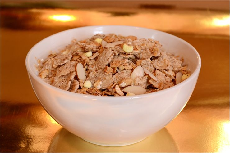 Picture Of Cereal Dish Breakfast