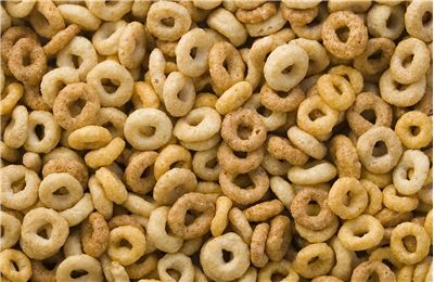 Picture Of Cereal Rings