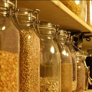 Picture Of Cereals At Kitchen
