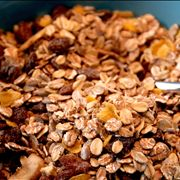Picture Of Muesli Breakfast