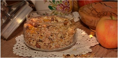 Picture Of Muesli Healthy Breakfast